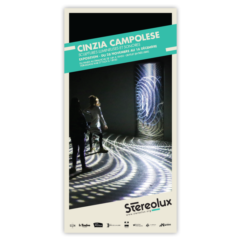 Stereolux Cinzia Campolese | Affiche Image 1