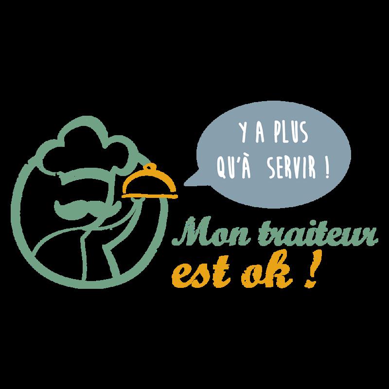 Mon traiteur est OK Logo Image 1