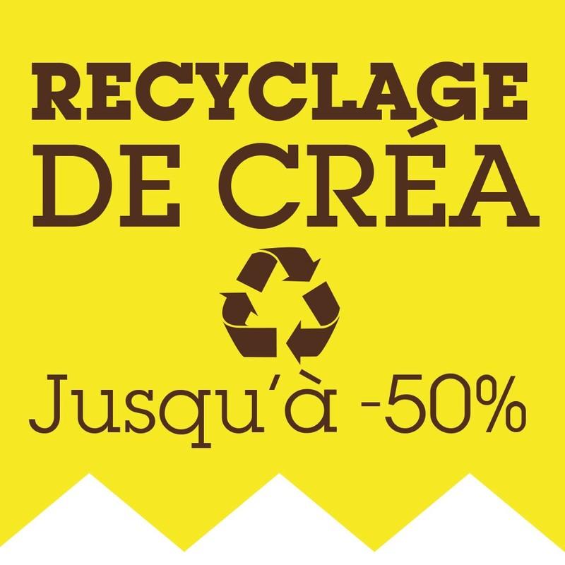 Recyclage de crea Image 1