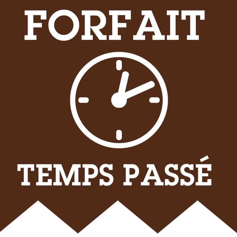 Forfait temps passé Image 1